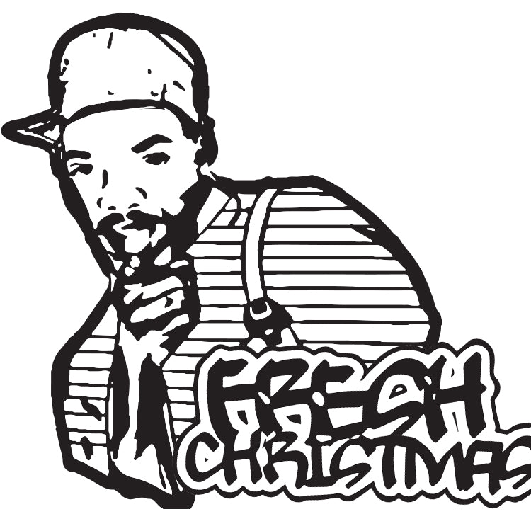 FRESH CHRISTMAS (Rapping Paper)