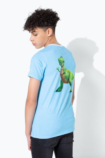 HYPE TOY STORY BLUE REX RINGER KIDS T-SHIRT