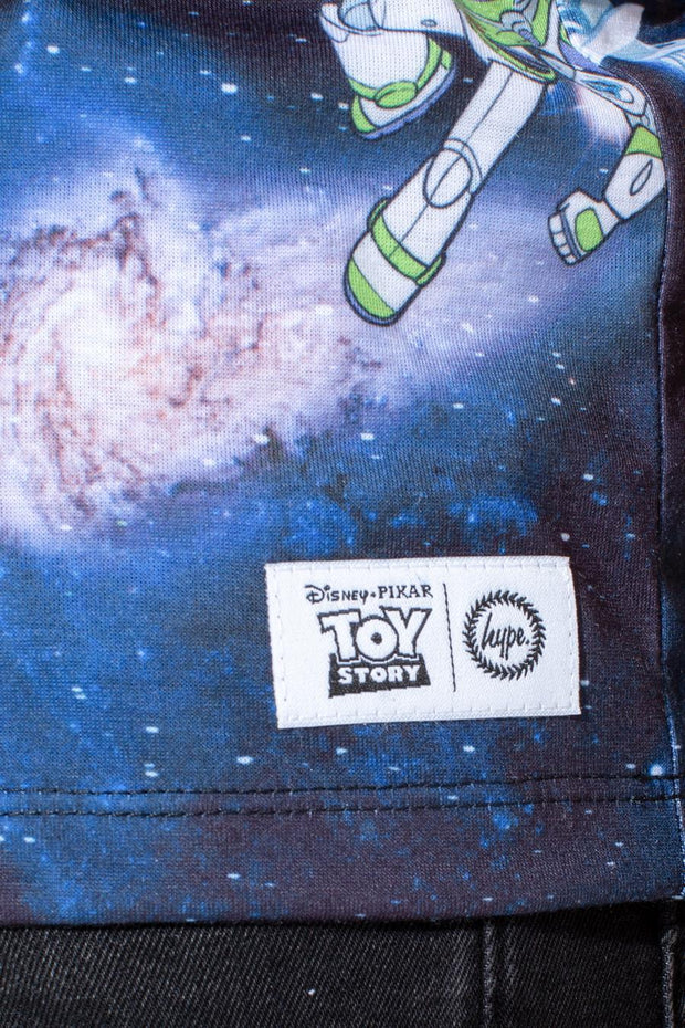 HYPE TOY STORY MULTI BUZZ SPACE KIDS T-SHIRT