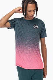 HYPE FOREST SPECKLE FADE MEN'S T-SHIRT