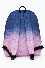 Hype Blue/Pink Speckle Fade Backpack
