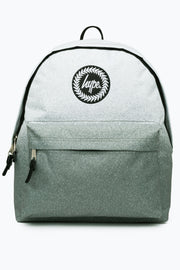 Hype White/Khaki Speckle Fade Backpack