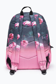 Hype Multi/Pink Rose Fade Backpack