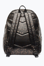 Hype Black/Copper Flakes Backpack