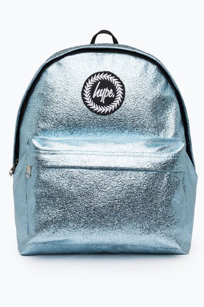 Hype Aqua Foil Backpack