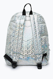 Hype Silver Holo Scales Backpack