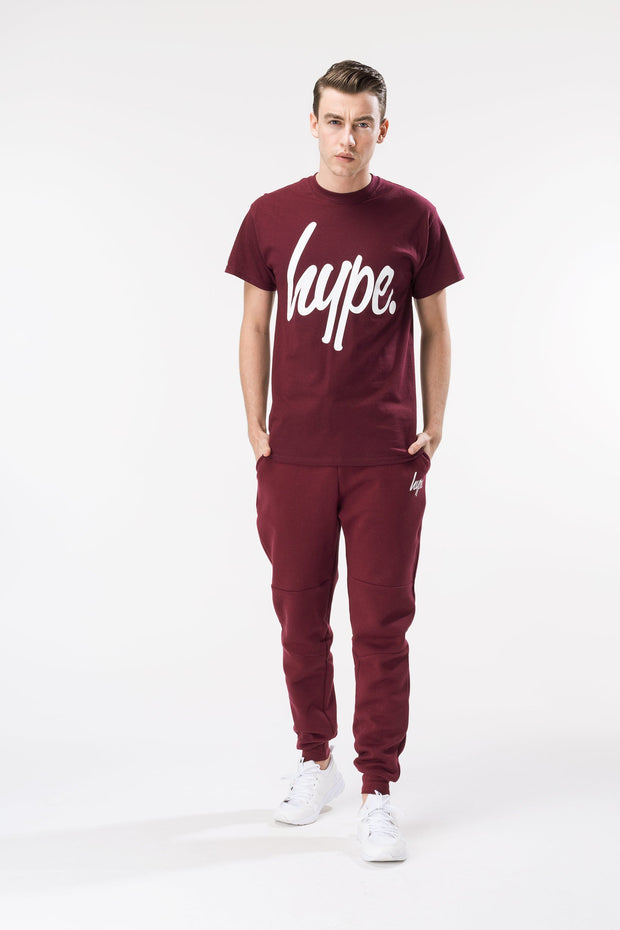 Hype Script Men's T-Shirt