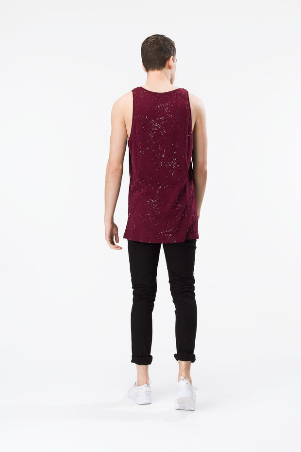 Hype Aop Speckle Men's Vest