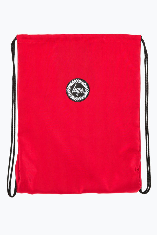 Hype Red Core Drawstring