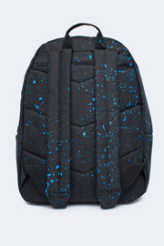 Hype Black With Navy Speckle Backpack