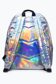 Hype Grey Holographic Backpack