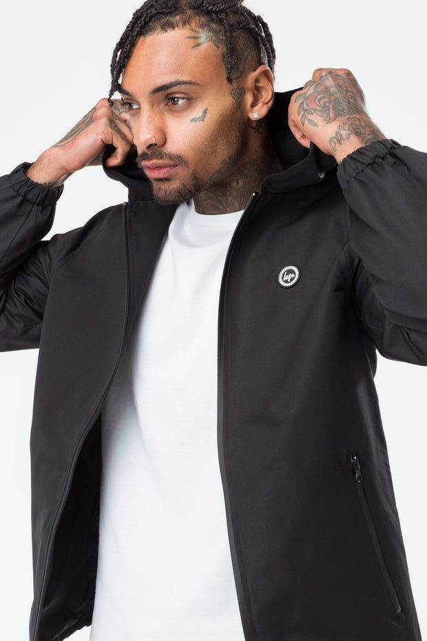 Hype Black Crest Men's Jacket