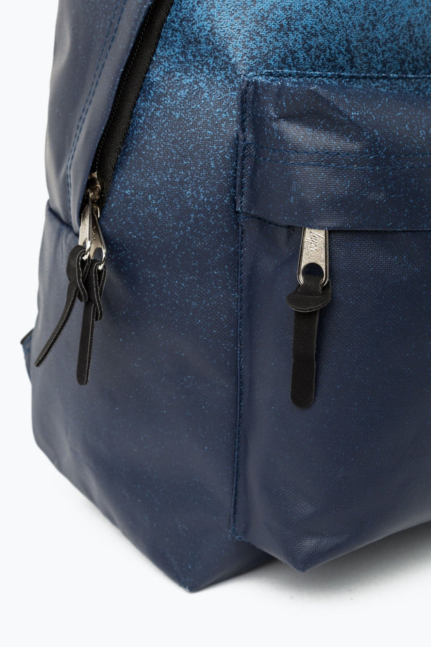 Hype Blue Speckle Fade Backpack