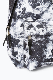Hype Black Space Monotone Backpack