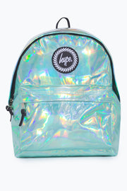 Hype Mint Holographic Backpack