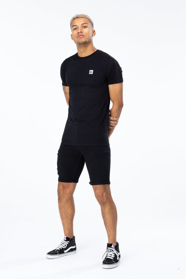 Hype Black Jh Metrics Men's T-Shirt