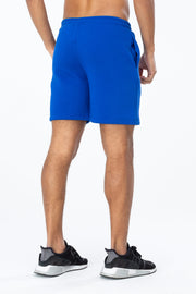 Hype Cobalt Just Hype Stripe Men's Shorts