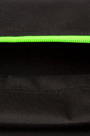 Hype Black/Neon Green Green Neon Flash Backpack