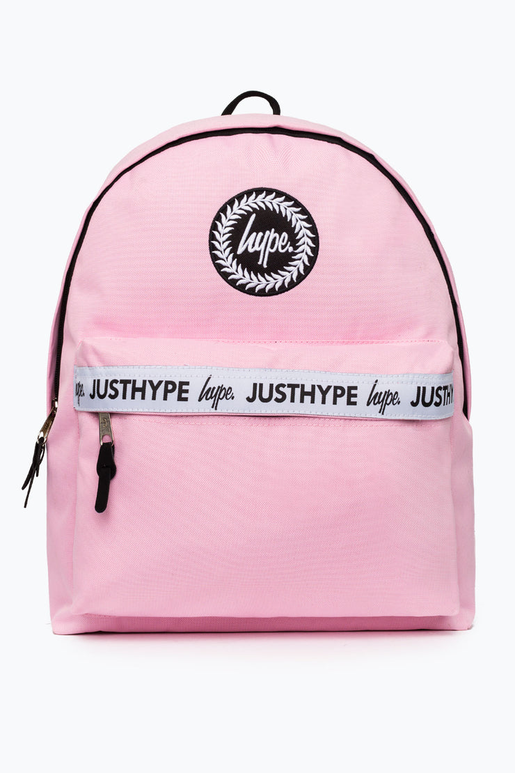 Hype Pink/White Aurora Taping Backpack