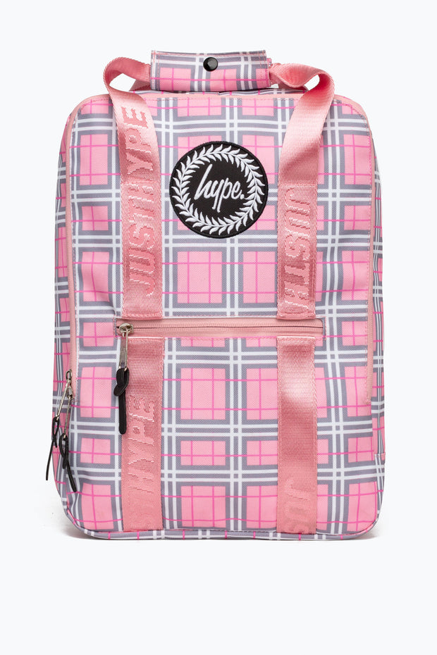 Hype Pink/Multi Clueless Boxy Backpack