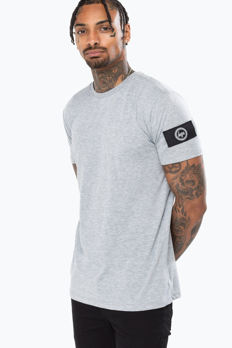 Hype Grey Insignia Men's T-Shirt