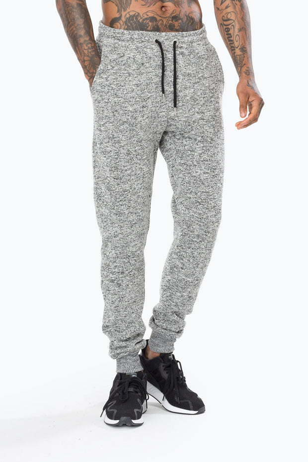 Hype Grey Space Insignia Men's Joggers