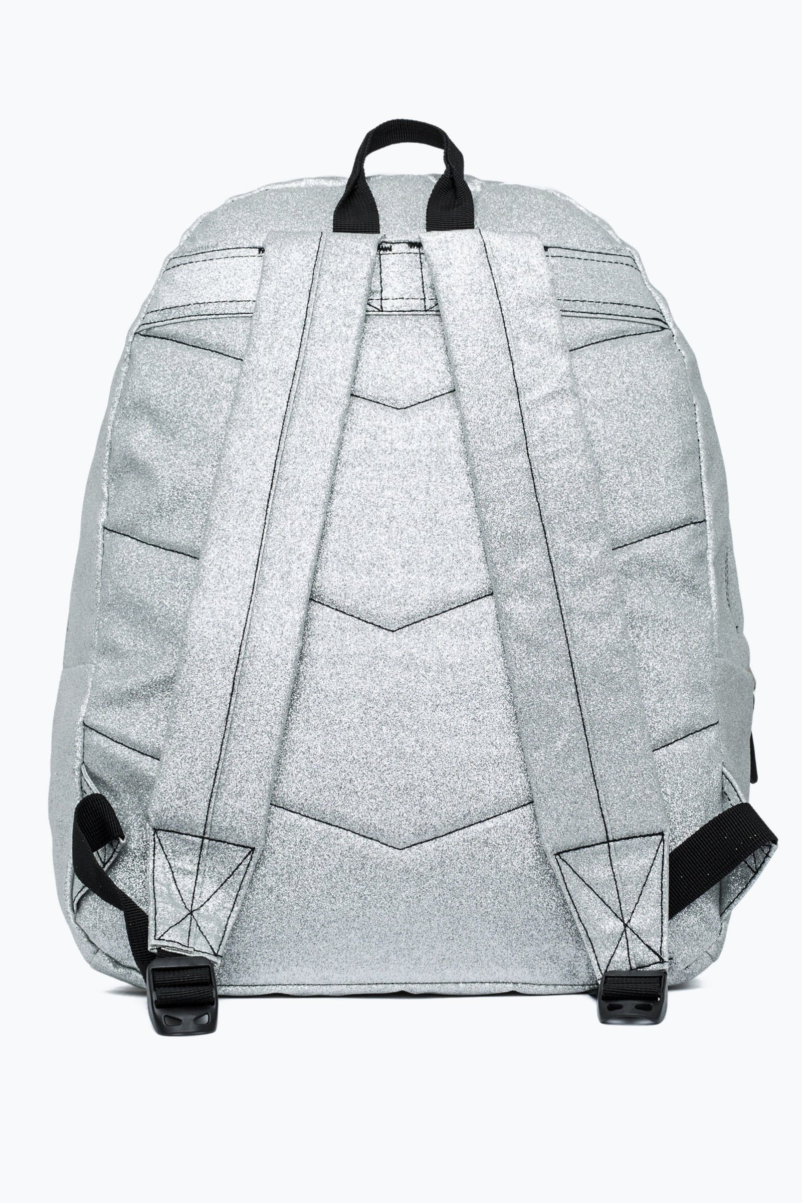 2dbceb4ff4e5 Hype Silver Glitter Backpack  Hype Silver Glitter Backpack ...