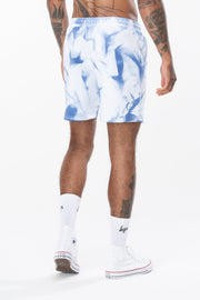 Hype Blue Tie Dye Men's Shorts