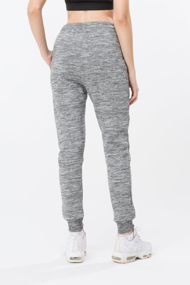 Hype Grey Crest Women's Joggers