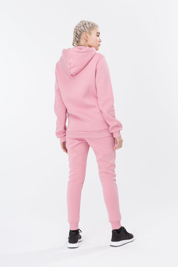 Hype Pink Crest Women's Joggers