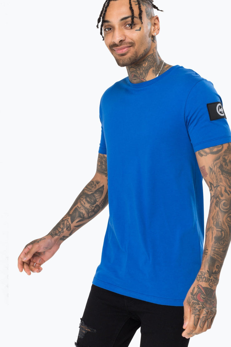 Hype Blue Insignia Men's T-Shirt
