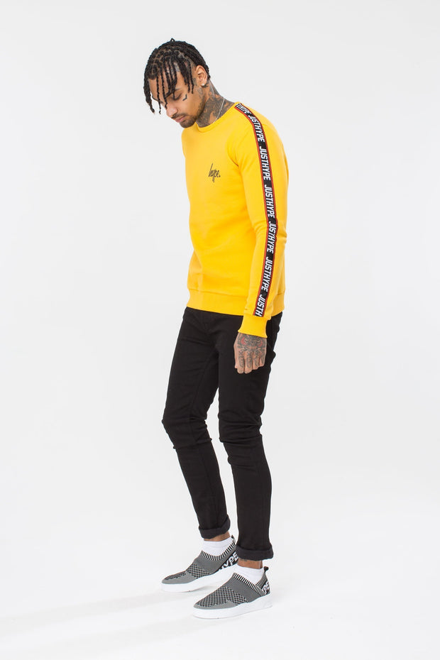 Hype Mango Taylor Tape Men's Crewneck