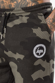 Hype Khaki Camo Crest Men's Shorts