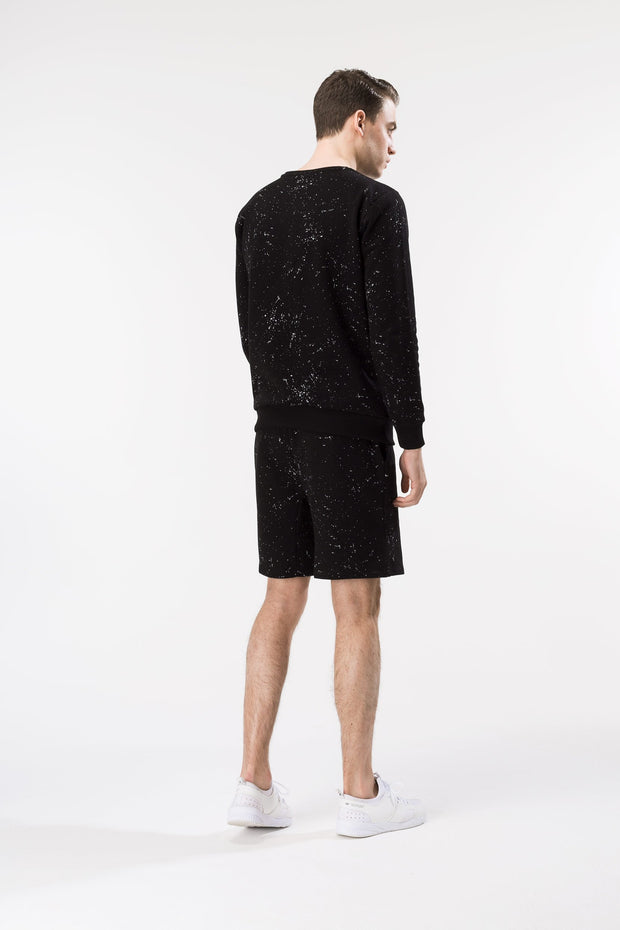 Hype Aop Speckle Men's Crewneck