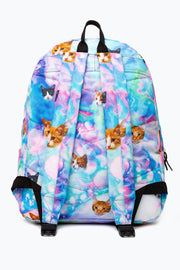 Hype Multi Holo Kitty Backpack