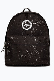 Hype Black Reflective Speckle Backpack