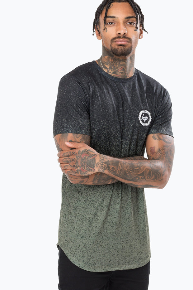 Hype Khaki Khaki Fade Men's T-Shirt