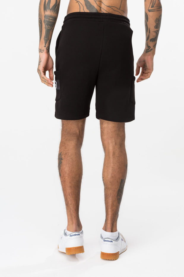 Hype Black Insignia Men's Shorts