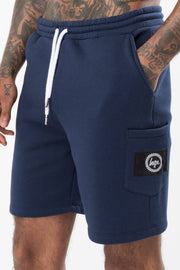 Hype Navy Insignia Men's Shorts