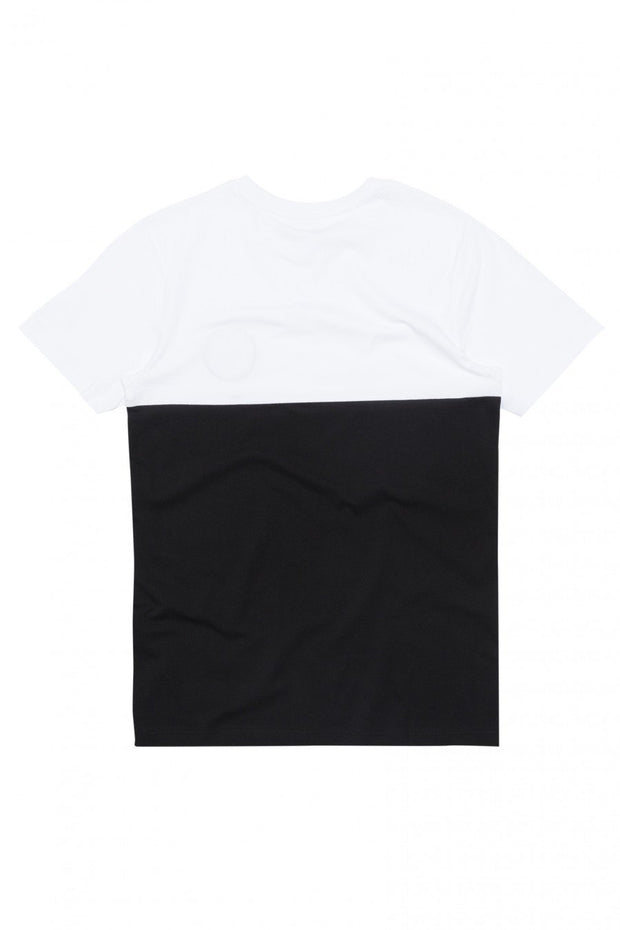 Hype White/Black Bradford Men's T-Shirt