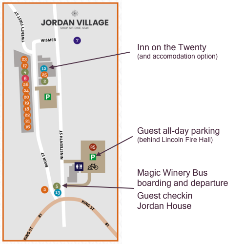 Image showing parking and departure area