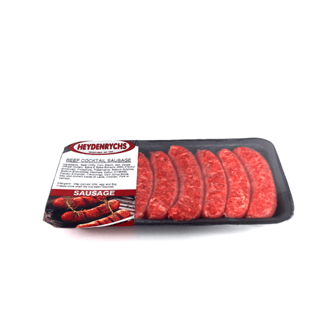 Beef Cocktail Sausage 500g