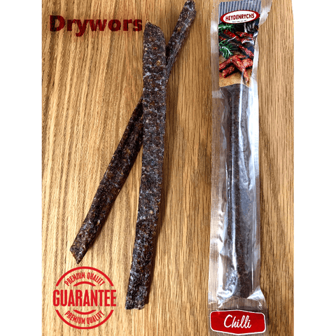 Chilli Dry Wors Stick 30g
