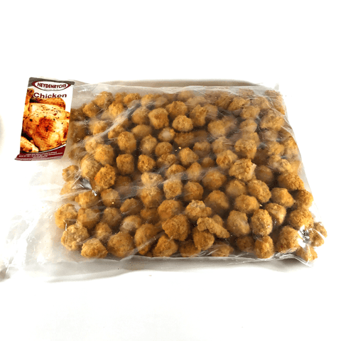 Crumbed Chicken Pops 1kg