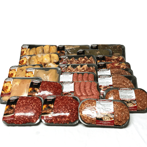 Extended 'No Pork' Family Hamper