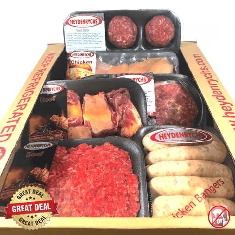 Supreme 'No Pork' Weekly Box