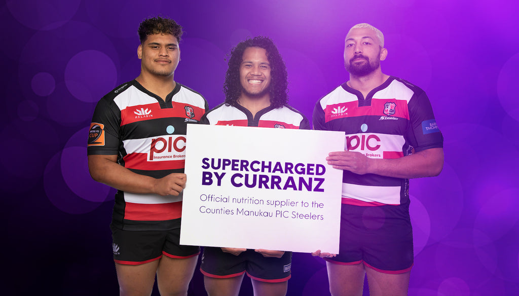 CurraNZ becomes official supplier to Counties Manukau PIC Steelers