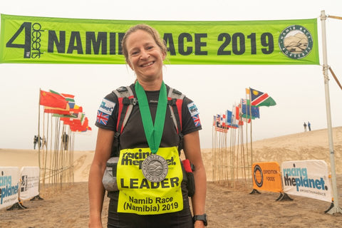 CurraNZ ultramarathoner defies injury layoff to beat world-class field in ultramarathon desert championship