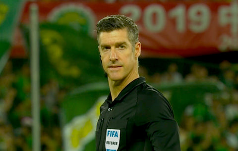 NZ football referee reveals CurraNZ is 'vital' to role as globetrotting official