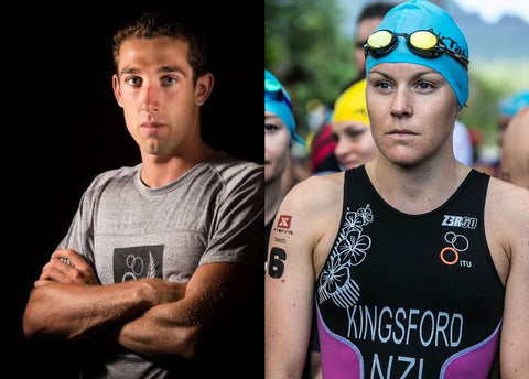 Xterra power couple join the CurraNZ team - and kick off with dominating wins in Brazil